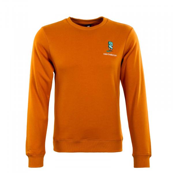 Herren T-Shirt - Ath Minmz Crew - Orange