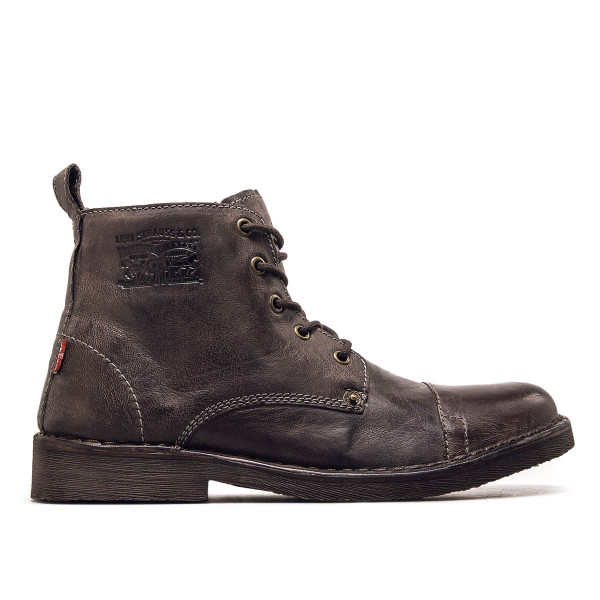 Levis Boots Track Dk Brown