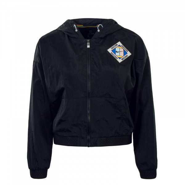 Damen Jacke Court Stadium Black