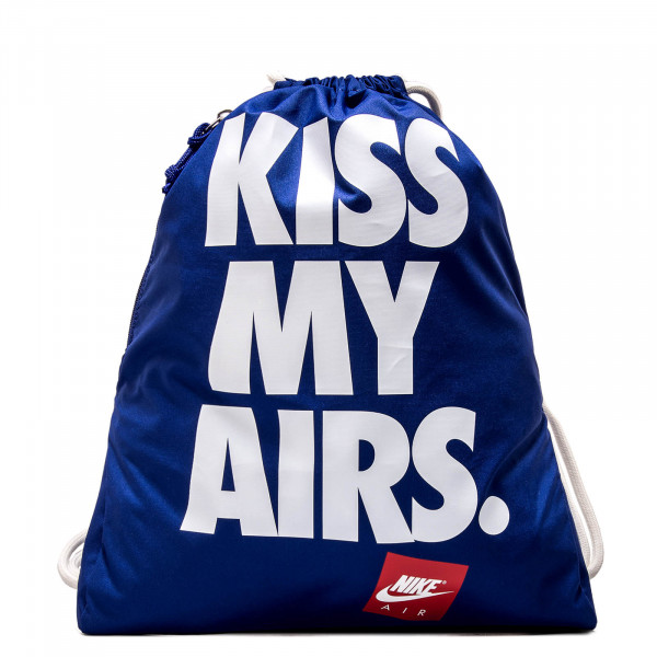 Nike Gymbag 9746 Heritage Royal White