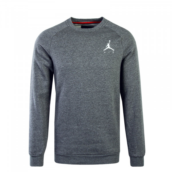 Jordan Sweat Jumpman Grey White
