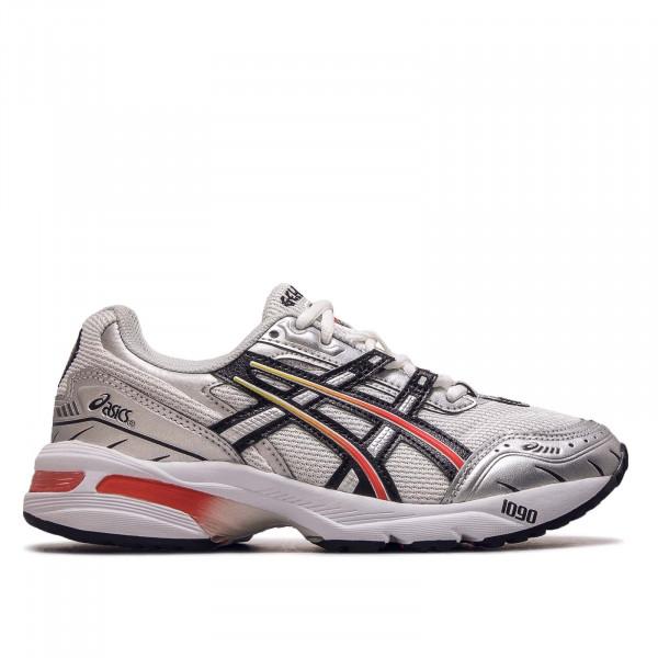 Damen Sneaker Gel 1090 White Black Red