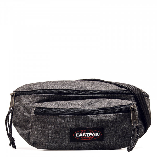 Hip Bag Doggy Black Denim Anthrazit