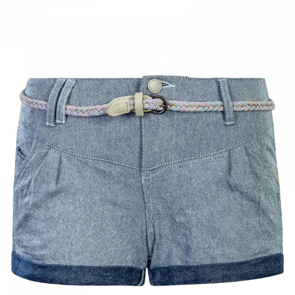 Damen Short Heaven A Light Blue