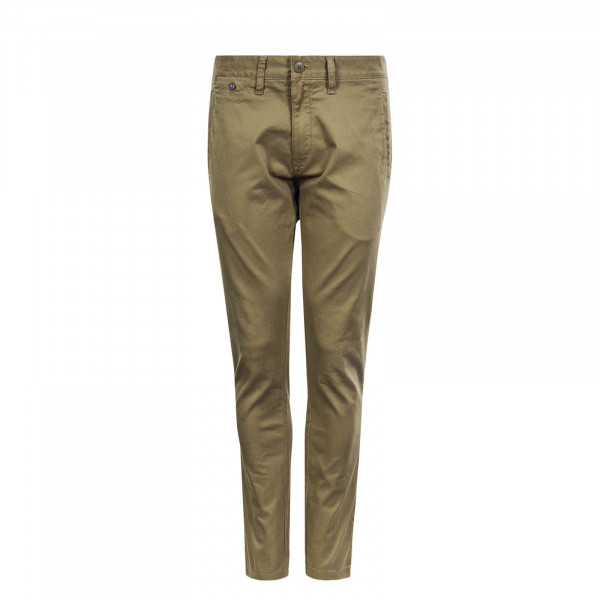 Herrenhose Chino Slim Fit Brown