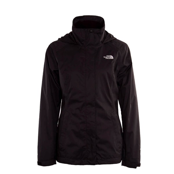 Northface Wmn Jkt Evolve II Black