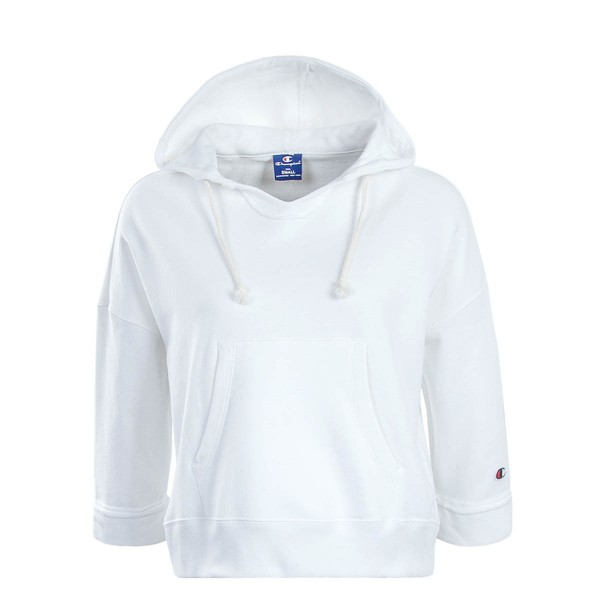 Champion Wmn Hoody 110665 White