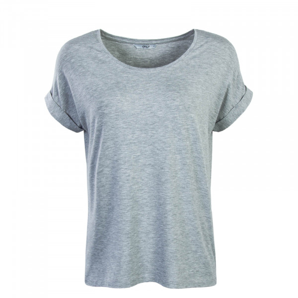 Damen Shirt - Moster - Light Grey