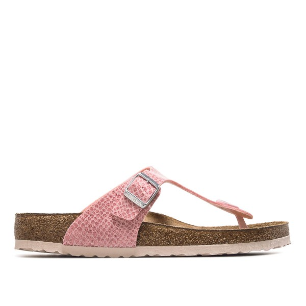 Birkenstock Gizeh BF Magic Snake Rose