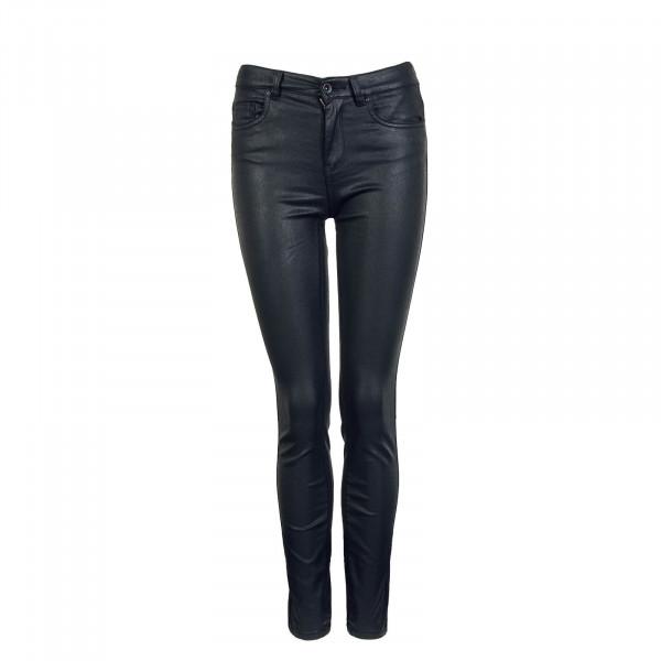 Damen Jeans - Hush Life Mid SK Coat - Black