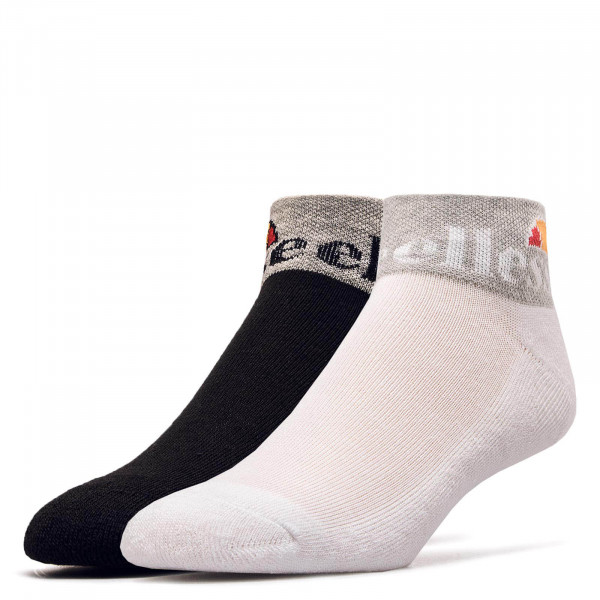 Ellesse Wmn Socks 2Pack Julie Black