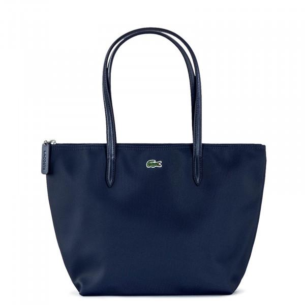 Lacoste Bag Shopping Split Navy