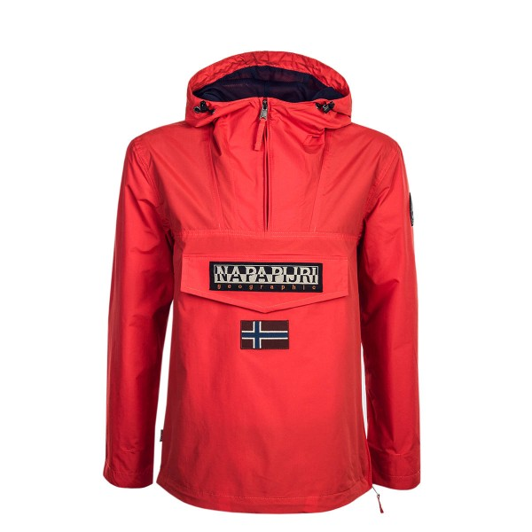 Napapijri Windbreaker Sum Bright Red