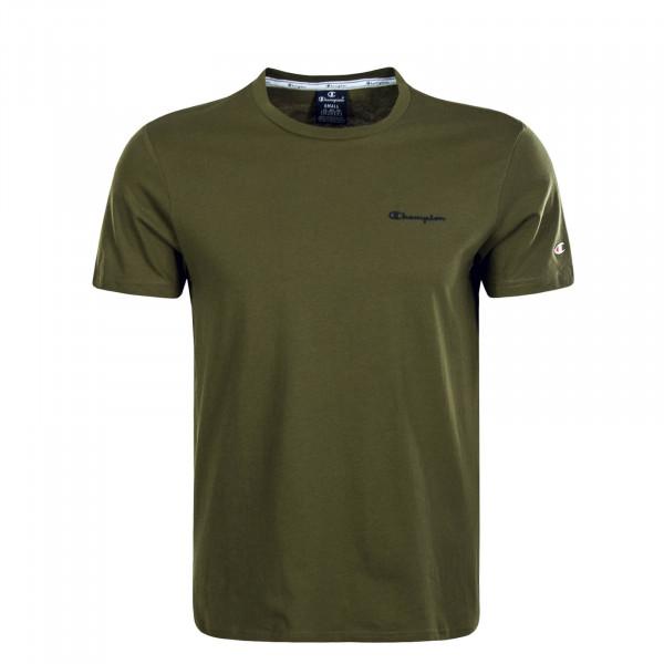 Herren T-Shirt 3488 Olive