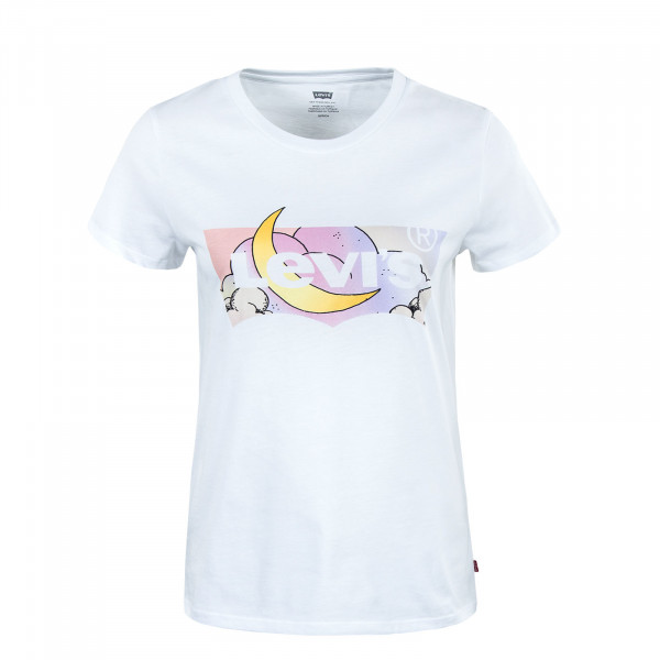 Damen T-Shirt - Perfect Tee Batwing - Dreamy White