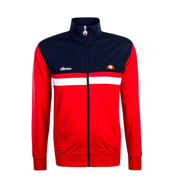 Ellesse Trainingjkt Transimeno 2 NavyRed