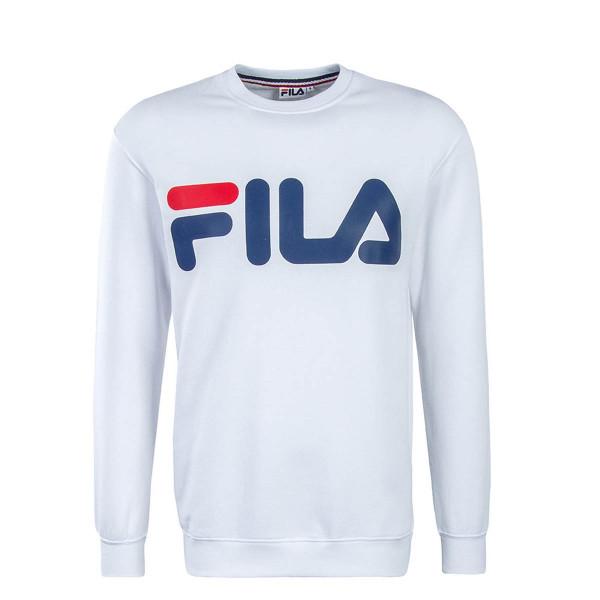 Fila Sweat Classic Logo White