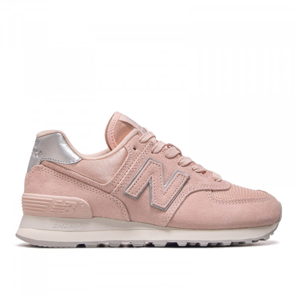 New Balance Wmn WL574 OPS Rose Silver