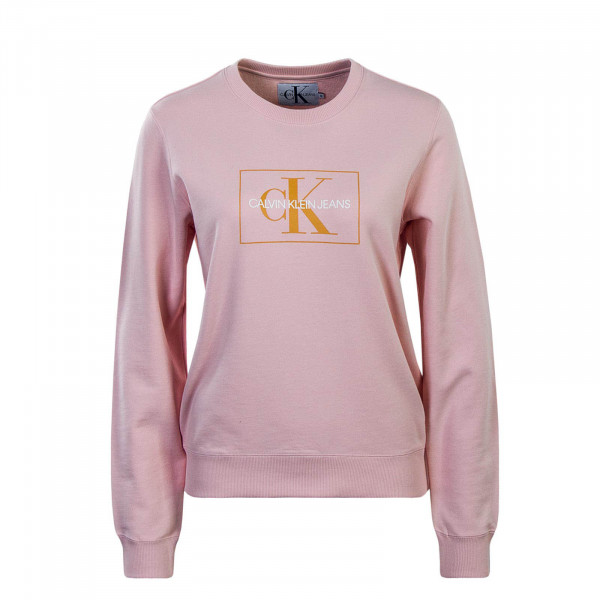 Sweatshirt Outline Rosa
