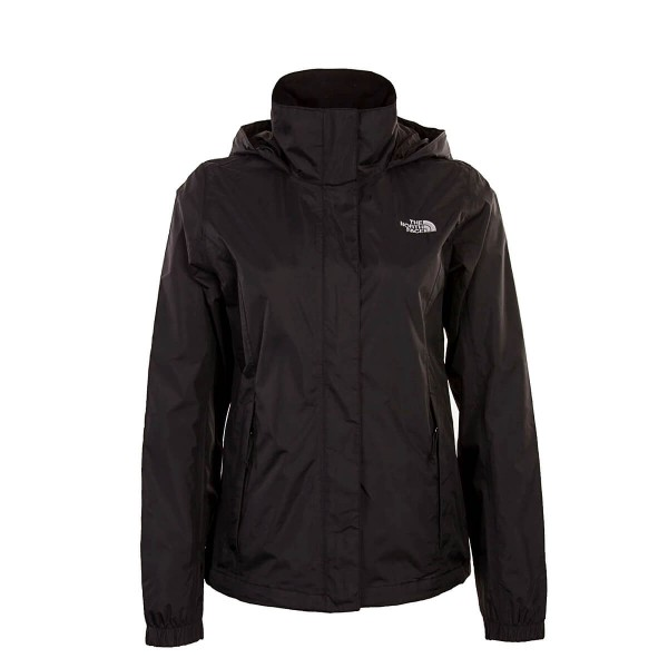 Northface Wmn Jkt Resolve 2 Black