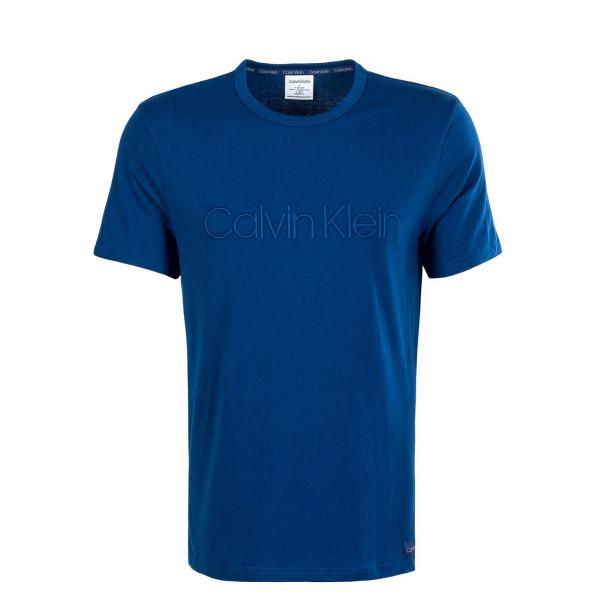 Herren T-Shirt - Crew Neck 2126 Lake Crest - Blue
