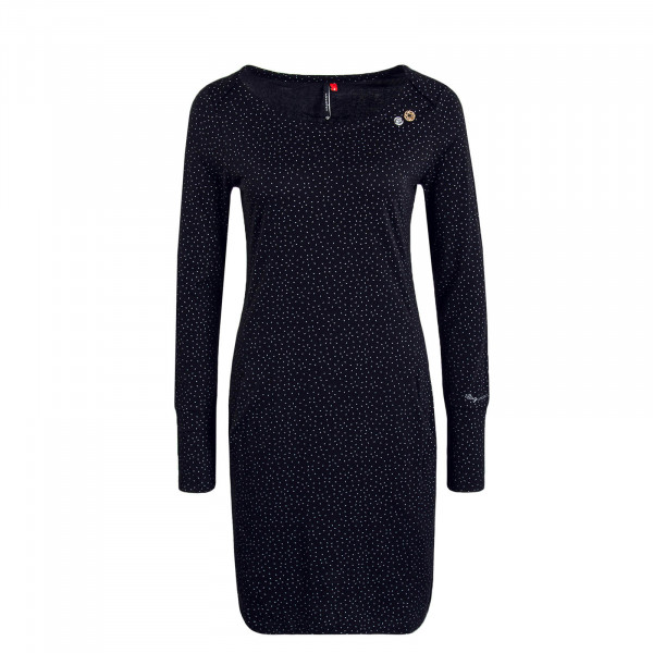 Damen Kleid River Black