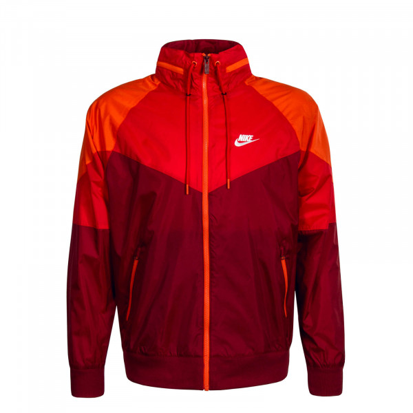 Herren Windrunner NSW HE Bordeaux Orange