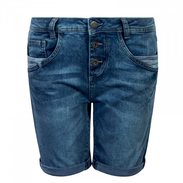 Damen Short 61825 Middle Blue