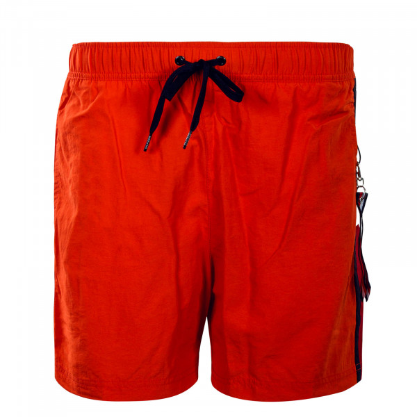 Herren Boardshort Drawstring 1079 Orange