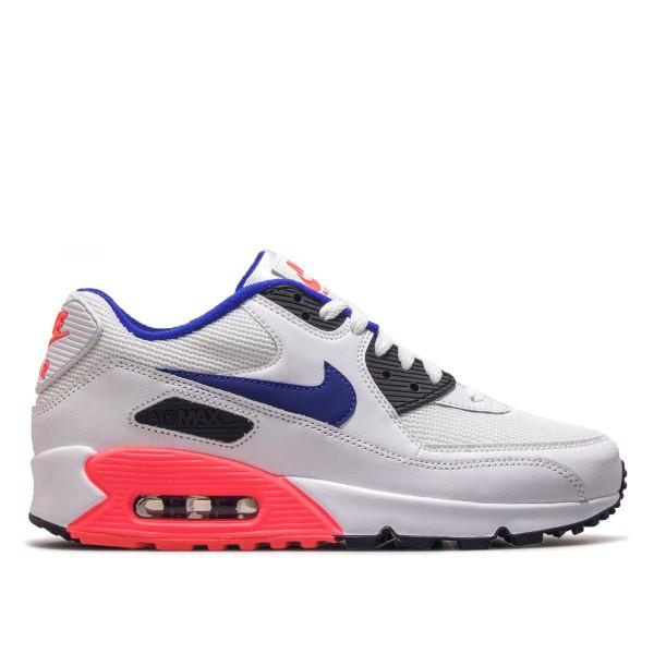 Nike Air Max 90 Essential Wht MarineRed