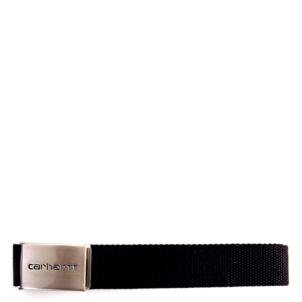 Carhartt Belt Clip Chrome Black