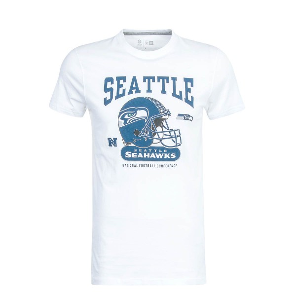 New Era TS NFL SeaSea White