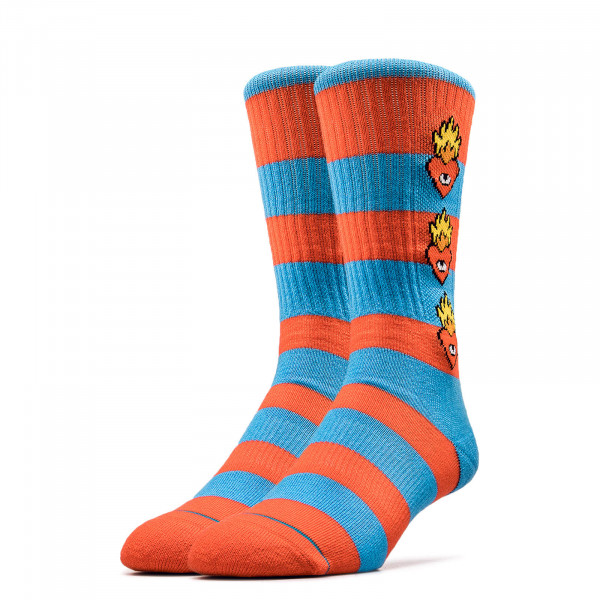 Socken Heartless Sky Orange