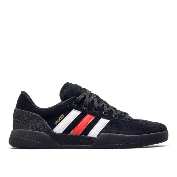 Adidas Skate City Cup Black Red White
