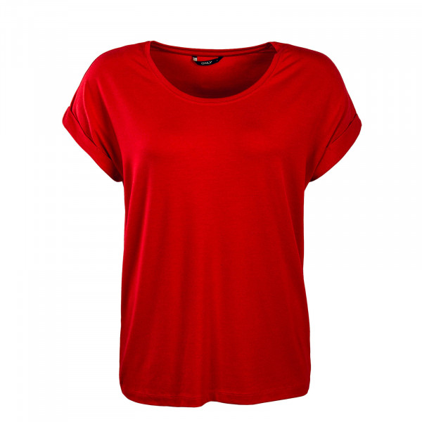 Damen T-Shirt Moster Red
