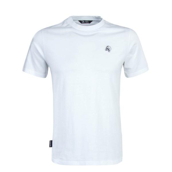 Kurzarmshirt Punchingball Basic White