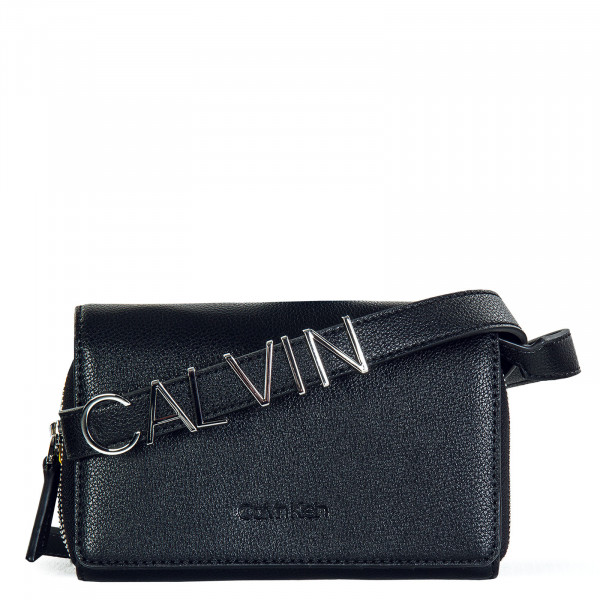 Umhängetasche Wallet Mini Bag Black