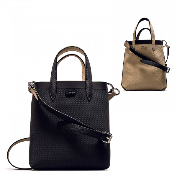 Damen Tasche XS Vertical Shopping Bag Black