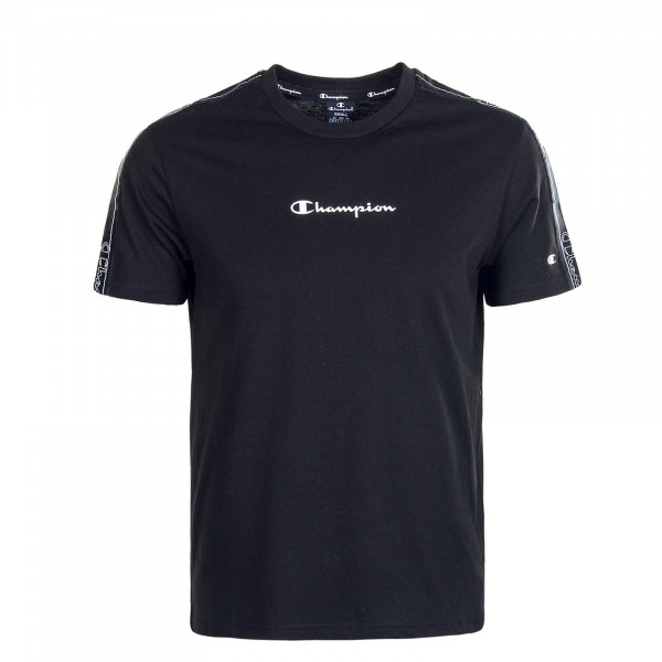 Herren T-Shirt 215315 Crewneck Black