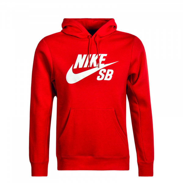 Herren SB Hoody Icon Red White