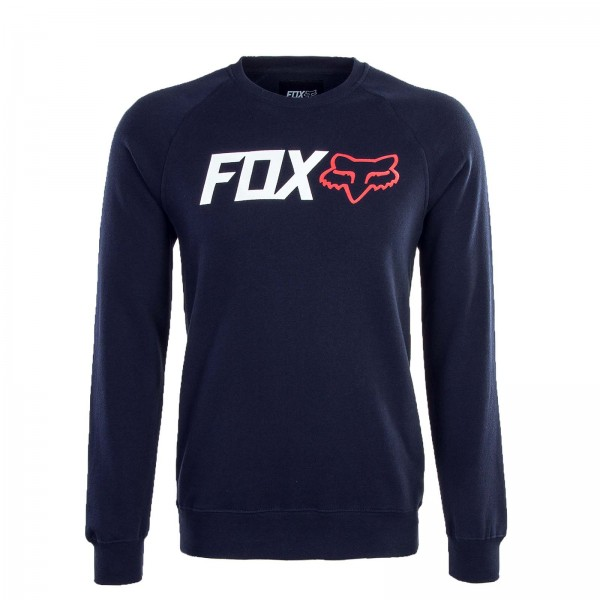 Fox Sweat Legacy Navy White Red