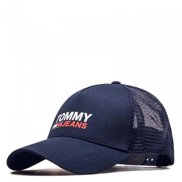 Cap Logo Trucker 7017 Twilight Navy