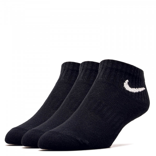 Nike Socks Everyday Lightw 3er-Pack Black White
