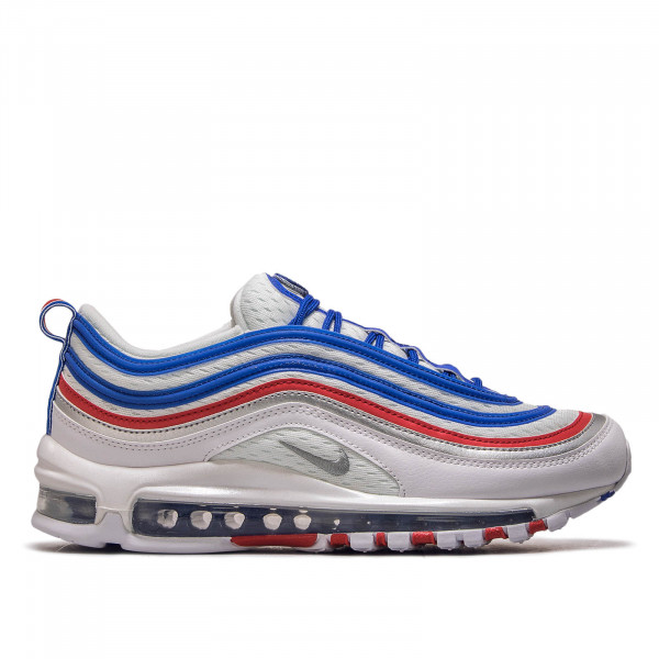Nike Air Max 97 White Royal Red
