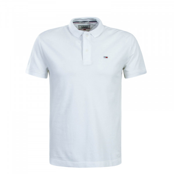 Tommy Polo Classic Solid 6112 White