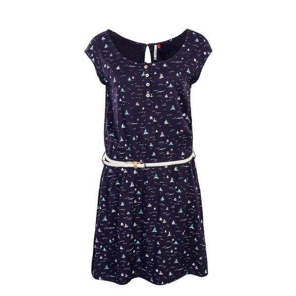 Ragwear Dress Zephie Navy