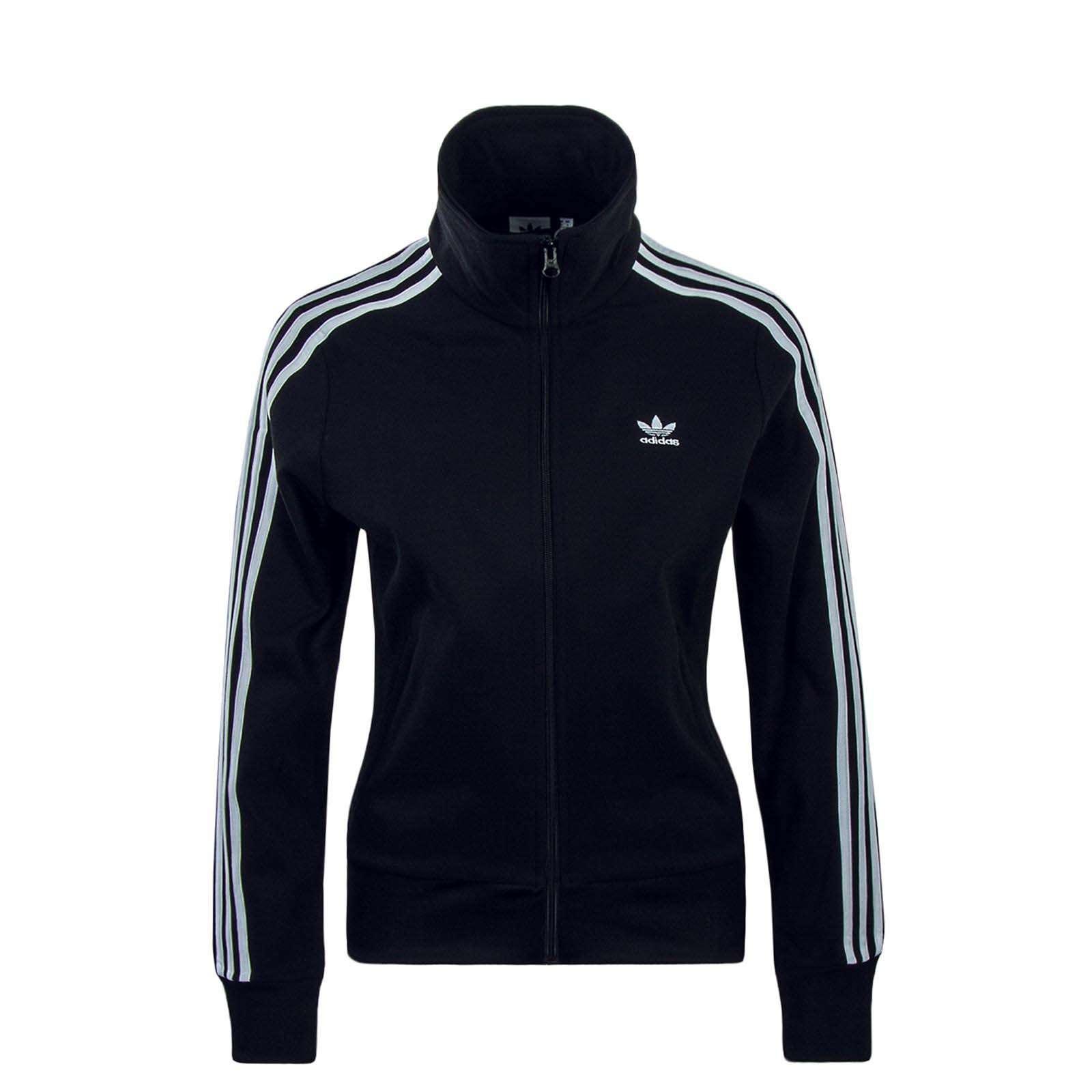 Adidas Wmn Trainingjkt TT Black