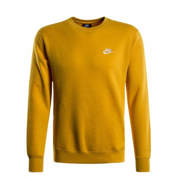 Herren-Sweatshirt Club NSW Yellow White