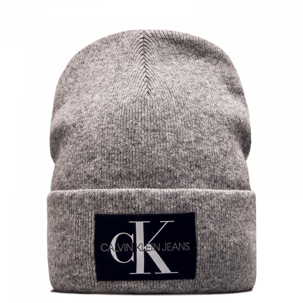 Beanie 4934 Heather Grey