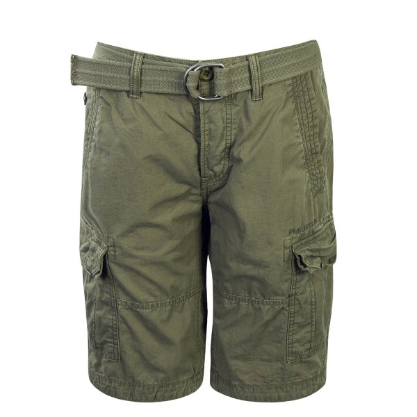 PME Short PSH184651 Dusty Olive